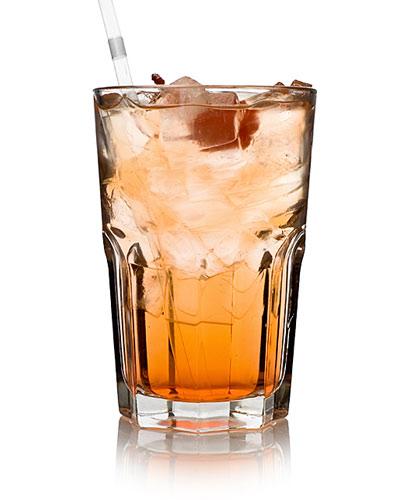 Peach Lemonade (alkoholfri)