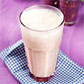 Laktosfri frukostsmoothie