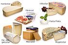 Om ost, osttyper