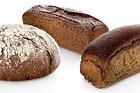 Om mörkt matbröd, rågbröd