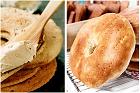 Om ljusa brödkakor