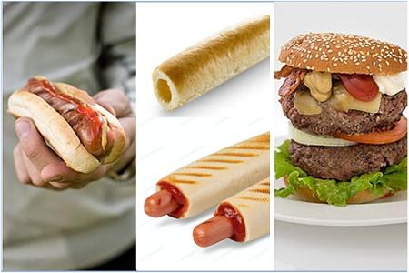 Om korvbröd, hamburgerbröd