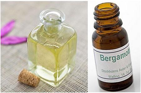 Smaksatt olja - limone och peperoni (klicka för större bild)