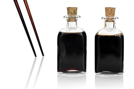 Sukiyaki & teriyaki (klicka för större bild)
