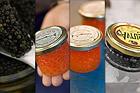 Om fiskrom, kaviar
