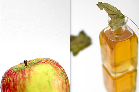 Äppelcidervinäger