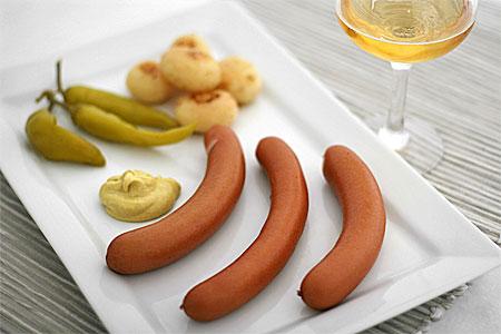 Wienerkorv gourmet