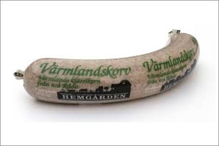 Värmlandskorv