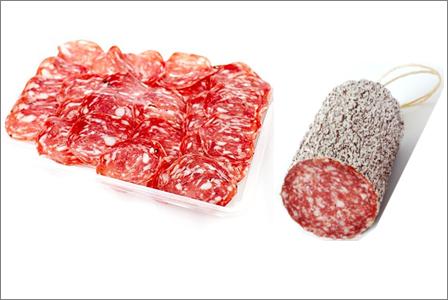 Italiensk och ungersk salami