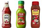 Färdig ketchup