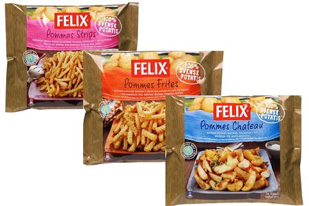 Färdig pommes frites