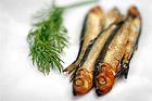 Böckling, rökt fisk