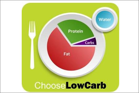 Kolhydratbantning, ketogen kost