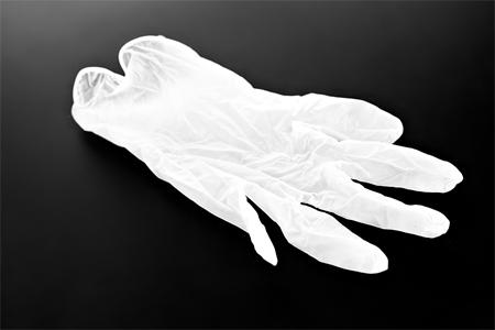 Plasthandskar