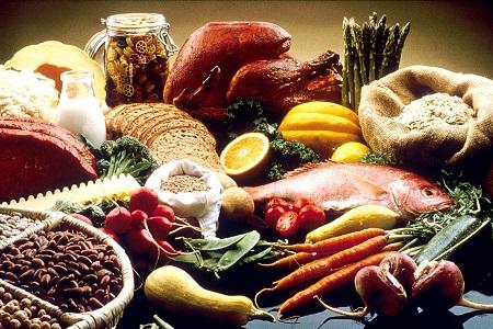 Kalorier i livsmedel