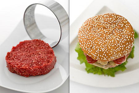 Kalorier köttprodukt