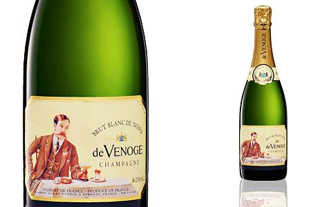 Champagne de Venoge Brut Blanc de Noirs
