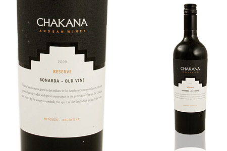 Chakana Reserve Bonarda Old Vine