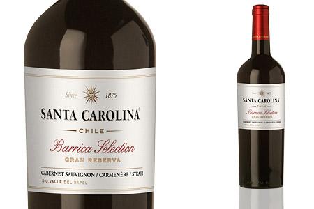 Santa Carolina Barrica Selection Reserve