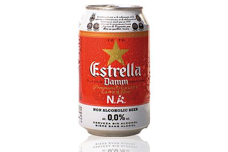 Estrella Damm N. A. Non-Alcoholic
