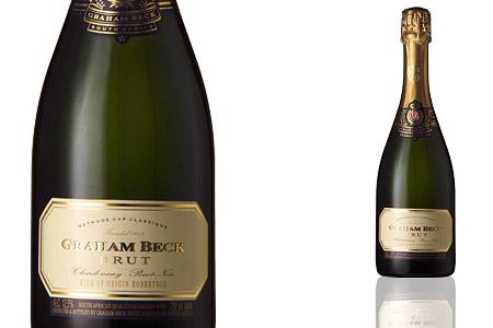 Graham Beck Chardonnay Pinot Noir Brut