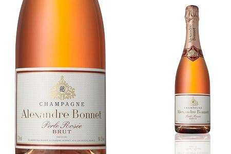 Alexandre Bonnet Perle Rosé Brut