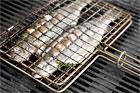 Så halstras/grillas fisk