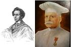 Historiska kockar/gastronomer