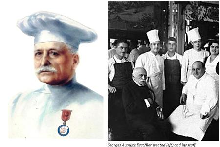Aguste Escoffier 1846-1935