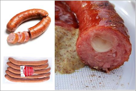 Krainer Wurst & Käsekrainer