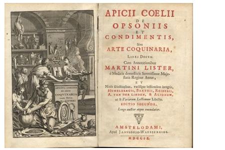 Apicius 1:a århundradet e.Kr.