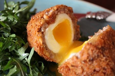 Om skotska ägg