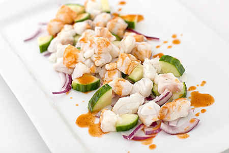 Om ceviche