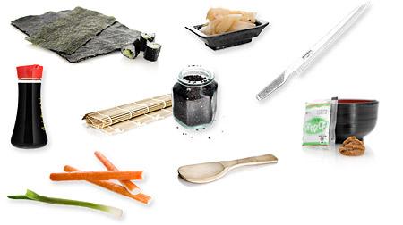 Sushi-skolan