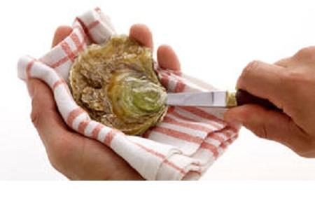 Så öppnas ostron ¤