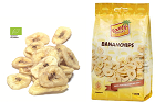 Färdiga bananchips