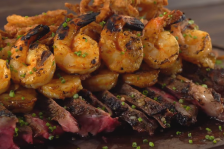 Om surf and turf