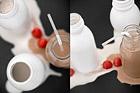 Smaksatt mjölkdryck