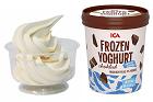 Frusen yoghurt