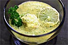 Örtmarinad till fisk - recept