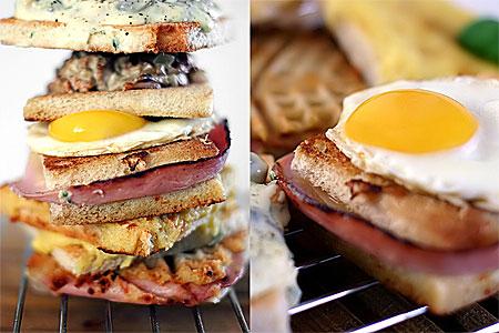 Varma smörgåsar - grundrecept