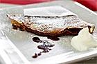 Crêpes fines sucrées, franska tunna efterrättspannkakor grundrecept - recept