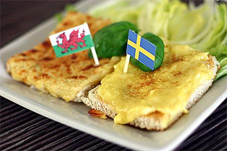 Svensk rarebit