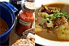 Gulasch, gulaschsoppa, klassisk ungersk köttragu, köttsoppa - recept