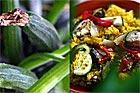 Saffranscouscous med grönsaker - recept