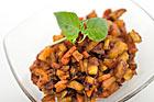 Honungsglacerade rotfrukter - recept