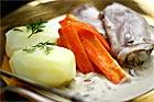 Kokt champinjonkyckling - recept