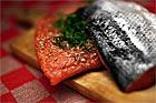 Gravad laxfisk - grundrecept - recept