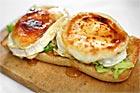 Chèvre chaudsmörgås - recept