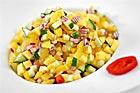 Mangosalsa - recept